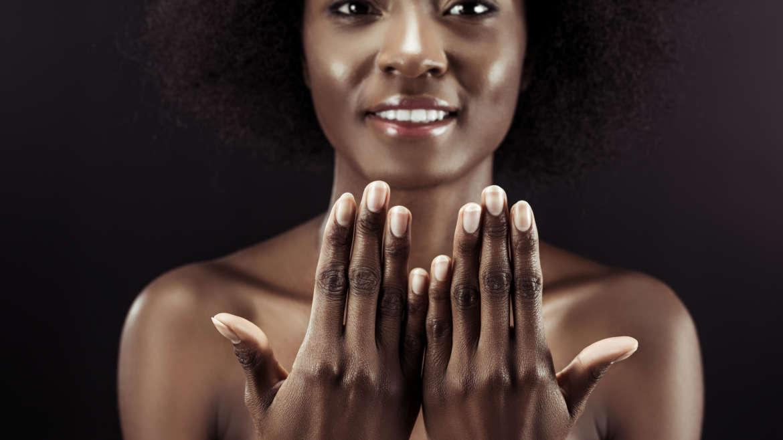 Preenchimento das Mãos