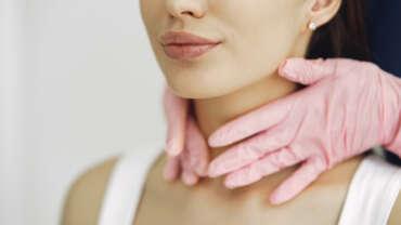Preenchimento da mandíbula e do contorno facial